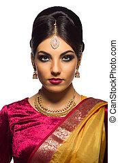 indiai, nő