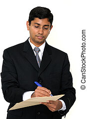 indian, ビジネスマン