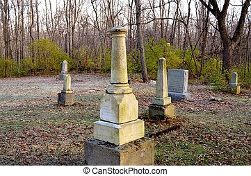 Indian Burial ground - Old Indian Cemetery