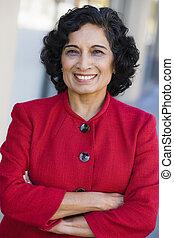 Indian Businesswoman