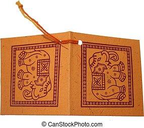 Indian Card