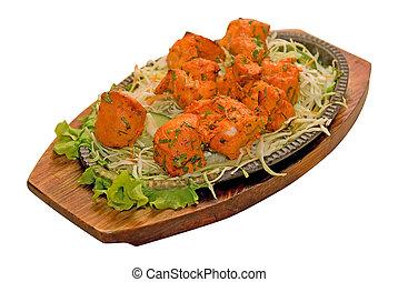 Chilli Chicken - Indian Chilli Chicken with vegetables ...