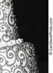 Indian Design Wedding Cake