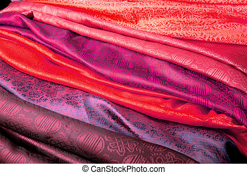 Indian fabric