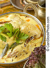 Indian food, Kadhi.