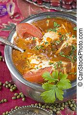 Indian food, Ma ki dal, Dal Makhani