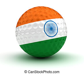 Indian Golf Ball