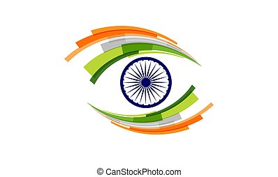 Indian holiday, Happy Independence Day celebration, poster and banner