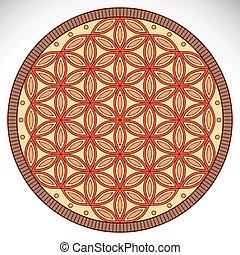 Indian Mandala