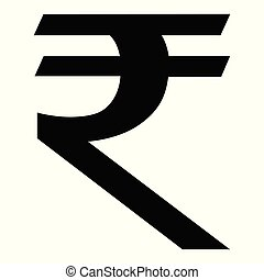 Indian Rupee icon