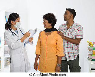 indian senior medical checkup