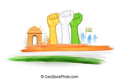 Indian Struggle