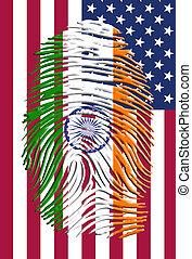 Indian USA ID