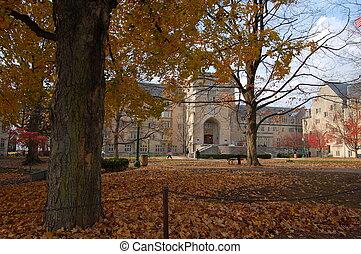 indiana, campus université