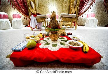 indianas, casório