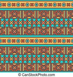 indianas, padrão