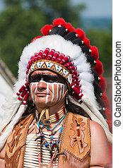 indianer, nord