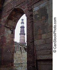 indianin, architektura