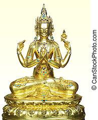 indiano, divinità