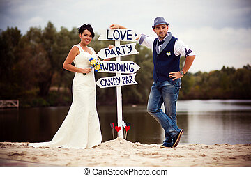 indicador, boda