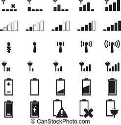 Indicator Icon - Indicator icon set for your design