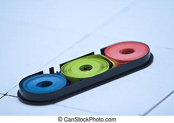 Indicator paper