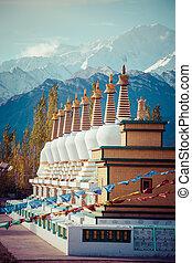 indie, ladakh, indianin, himachal, himalaje, pradesh