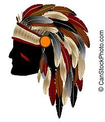 indien, amérindien