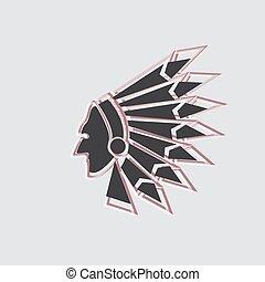 indien amérique, indigène