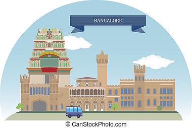 indien, bangalore