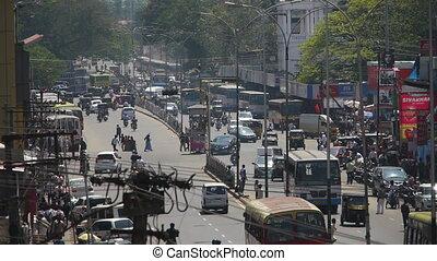 indien, rues