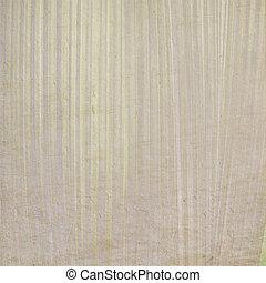 indigo, blad, beige achtergrond, streep