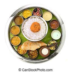 indio, thali