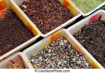 indische gew rz raws spices indien freigestellt stockfotografie bilder und foto. Black Bedroom Furniture Sets. Home Design Ideas