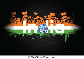 indische , patriotismus