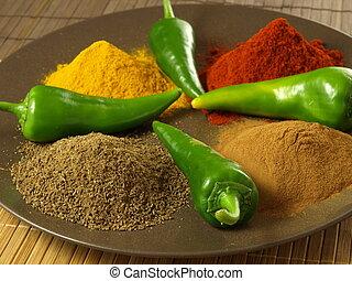 indisk, cuisine
