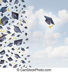 Individual Education - Individual education concept or...