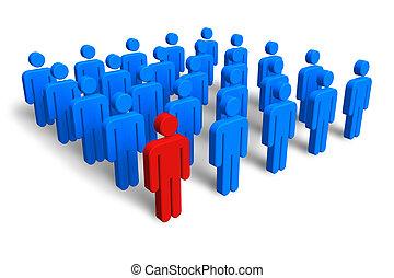 individualità, concetto
