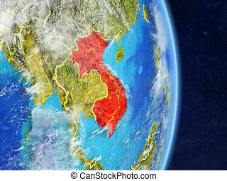 Indochina on planet Earth - Indochina on planet planet Earth...