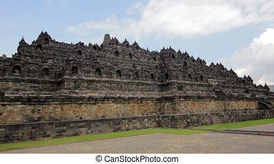 indonésie, borobudur
