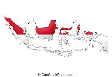 indonésie, république