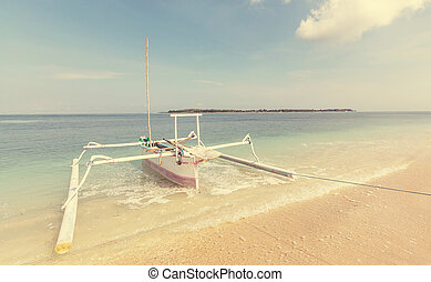 indonesia, barca