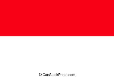 Indonesia flag - Indonesia national flag