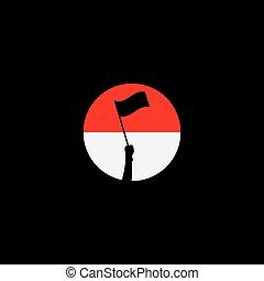 indonesia, independiente, día