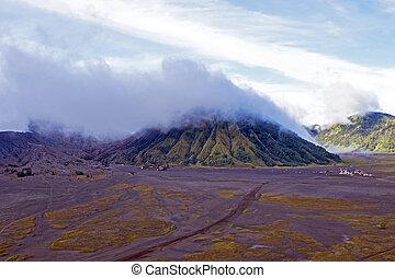 indonesia, java, bromo, vulcano