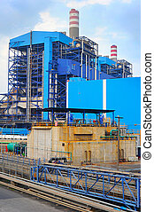 Indonesia power plant
