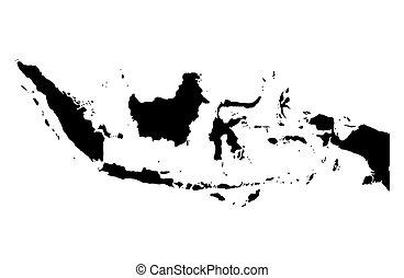 indonesia, república