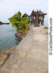 indonesia, tempio, mare, bali