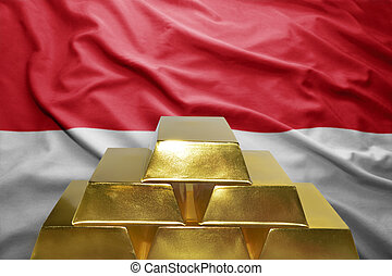 indonesian gold reserves