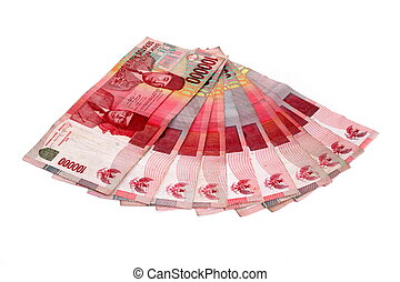 (indonesian, money), rupiah